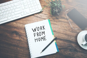 Things You Can Do for Your Business While Working from Home